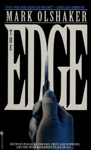 Cover of: The edge | Mark Olshaker