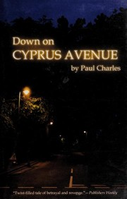 Cover of: Down on Cyprus Avenue | Paul Charles