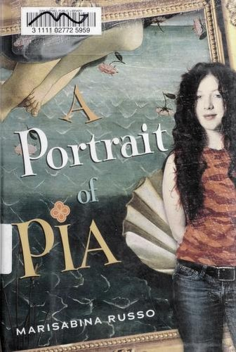 A portrait of Pia by Marisabina Russo