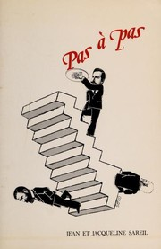 Cover of: Pas à pas
