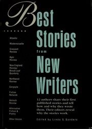 Cover of: Best stories from new writers |