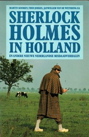 Cover of: Sherlock Holmes in Holland
