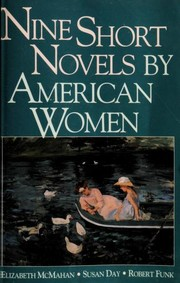 Cover of: 9 Short Novels by American Women | McMahan