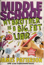 Cover of: My brother is a big, fat liar |