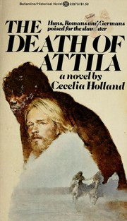 Cover of: The death of Attila