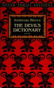 Cover of: The Devil's Dictionary