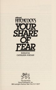 Cover of: Alfred Hitchcock's your share of fear