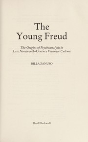 Cover of: The young Freud