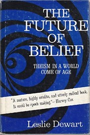 Cover of: The Future of Belief |
