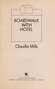 Cover of: Boardwalk with hotel