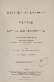 Cover of: The history of London | Fearnside, William Gray,