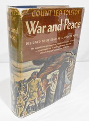 Cover of: War and Peace | Tolstoy