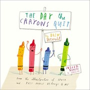 Cover of: The Day the Crayons Quit |