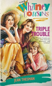 Cover of: Triple trouble | Jean Thesman