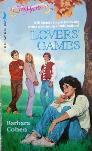 Lovers' games by Barbara Cohen