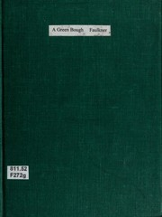 Cover of: A green bough
