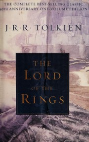 Cover of: The Lord of the Rings | J.R.R. Tolkien
