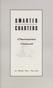 Cover of: Smarter charters | Christopher Caswell