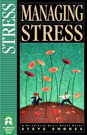 Cover of: Managing Stress