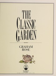 Cover of: The classic garden