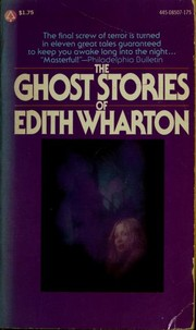 Cover of: The ghost stories of Edith Wharton