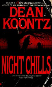 Cover of: Night chills | Dean R. Koontz.