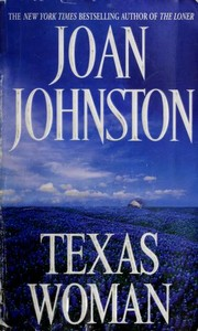 Cover of: Texas Woman | Joan Johnston