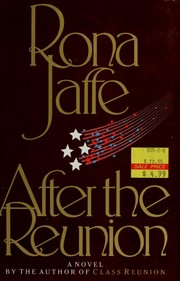 Cover of: After the reunion | Rona Jaffe