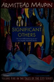 Cover of: Significant others | Armistead Maupin, Armistead Maupin
