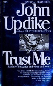 Cover of: Trust Me | John Updike