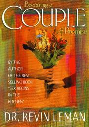 Cover of: Becoming a Couple of Promise | Dr. Kevin Leman