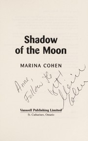 Cover of: Shadow of the moon | Marina Cohen