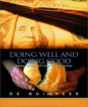 Cover of: Doing Well and Doing Good
