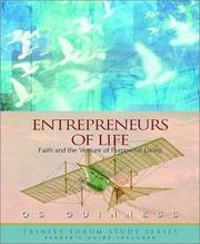 Cover of: Entrepreneurs of Life |