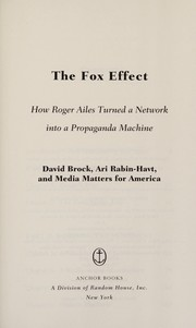 Cover of: The Fox effect