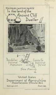 Cover of: In the lad of the ancient cliff dweller