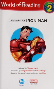 Cover of: The story of Iron Man | Thomas Macri