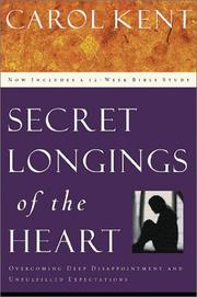 Cover of: Secret Longings of the Heart
