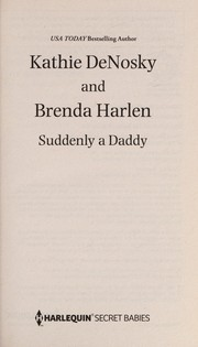 Cover of: Suddenly A Daddy