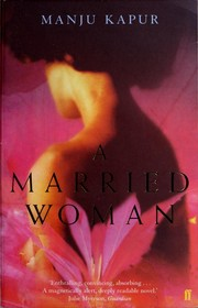 Cover of: A married woman