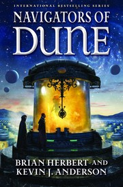 Cover of: Navigators of Dune
