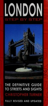 Cover of: London step by step | Christopher Turner