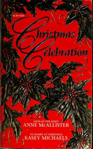 Christmas celebration by Anne McAllister