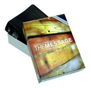 Cover of: The Message Remix (Alligator Bonded Leather Edition) |