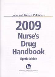 Cover of: 2009 Nurse