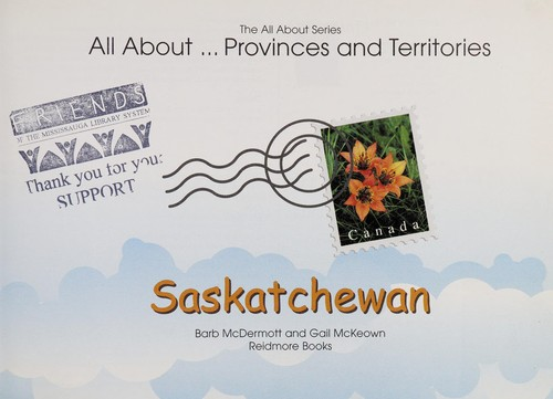 All about - provinces and territories by Barb McDermott