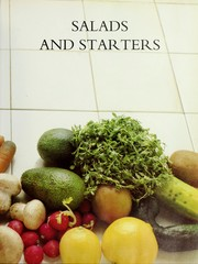 Cover of: Salads and starters