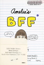 Cover of: Amelia's bff