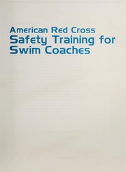Cover of: American Red Cross safety training for swim coaches