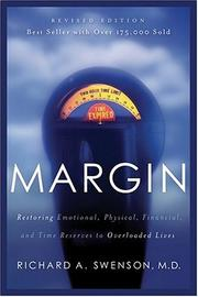 Margin by Richard A. Swenson